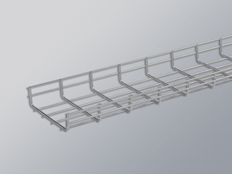 Wire Mesh Cable Tray-Cable Basket Tray