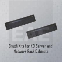 Brush Kits for KD Server and Network Rack Cabinets