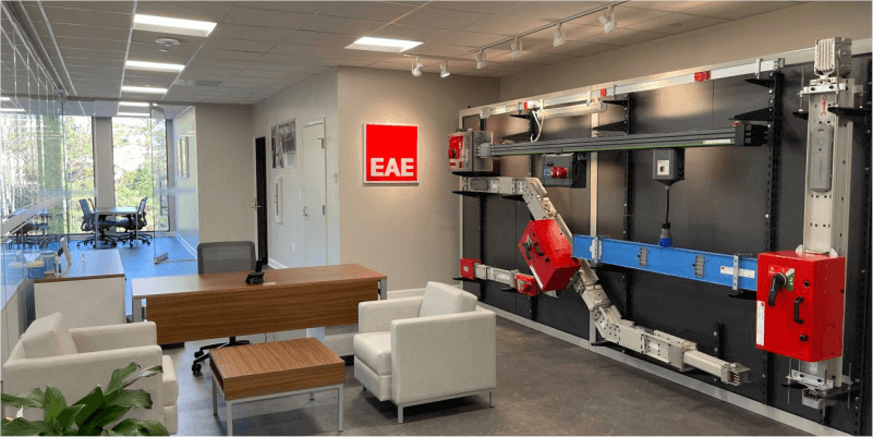 EAE USA Company Started Its Activities