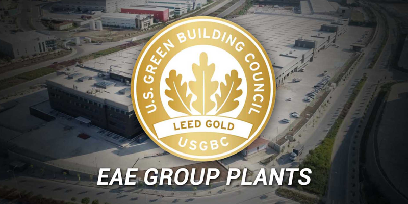 Our New Facilities Are Leed Gold Certified…